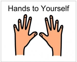 Keep Your Hands To Yourself Quotes. QuotesGram