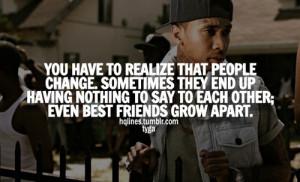 Tyga Sayings Quotes...