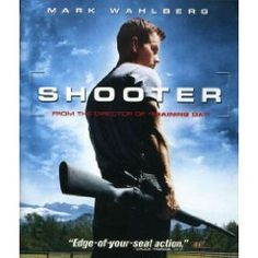 Shooter Mark Wahlberg...