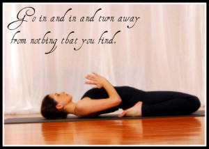 Yoga Quotes About Balance And watch your own yoga