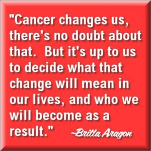 Cancer Survivor Quotes: