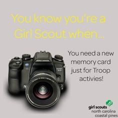 Girl Scout Lifestyle + Inspirational Quotes