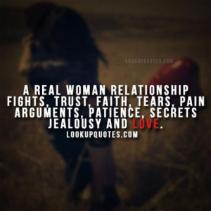 Thoughts of a real women Quotes And Sayings
