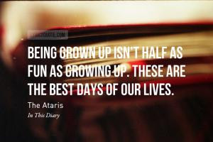 Grown-Up quote #2
