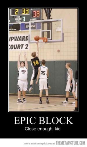 Funny photos funny fat kid playing basketball block