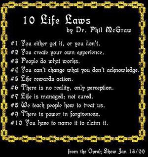 dr phil mcgraw quotes