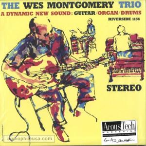Montgomery, Wes - Wes Montgomery Trio: A Dynamic New Sound
