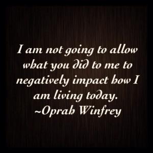 Oprah's Favorite Quotes