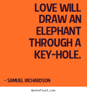Elephant Quotes About Love