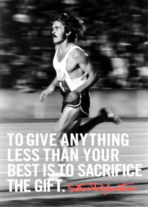 Steve prefontaine quotes day great running quotes and short ...