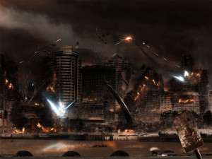 28 Mixed Examples of Sci-fi Digital Art