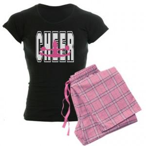 Cheer Toe Toch Women's Dark Pajamas