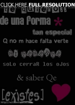 Love Quotes For Husband In Spanish : Best Quotes for Life