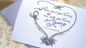Quotes for Wedding Cards