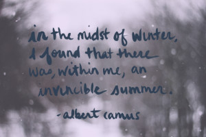 Winter Solstice – Standing for Darkness