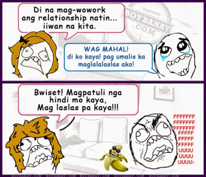 Boy and Girl Tagalog Funny Jokes