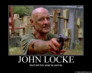 LOST - John Locke Episode