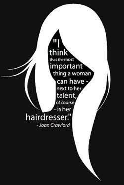 Via Melba's Hair Salon