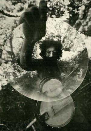 Jerry Garcia***nice 'selfie'...Jerr!
