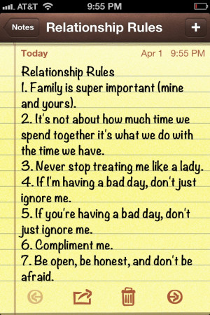 Relationship Advice Quotes