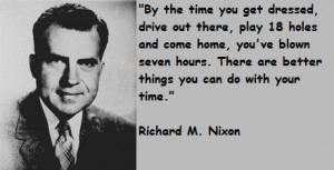 Richard m nixon famous quotes 3