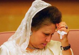 Khaleda Zia calling off meeting with Pranab Mukherjee very unfortunate ...