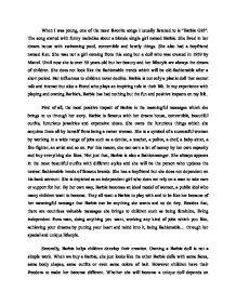 Famous Essays (Examples)