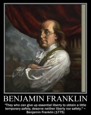 benjamin franklin liberty freedom tea party republicans democrats ...