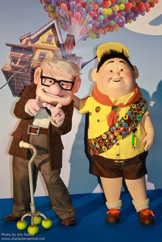 Up Movie Russell Quotes *carl & russell ~ up, movie