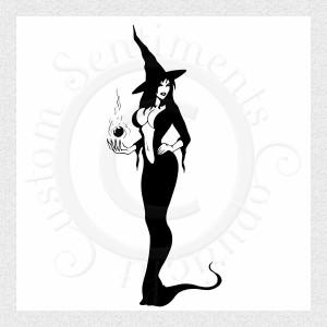 WITCH (SEXY WITCH)