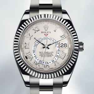 The Watch Quote: Photo - Rolex Sky-Dweller