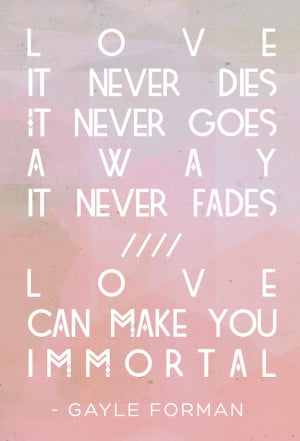 Displaying 19> Images For - If I Stay Movie Quotes Tumblr...