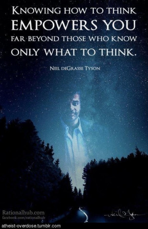 Neil DeGrasse Tyson #religion #faith #science #atheist #atheism