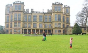Hall the great house created by Bess of Hardwick Elizabeth