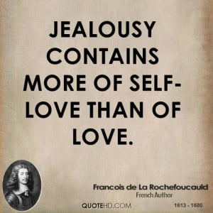 Love Quotes Jealousy And...