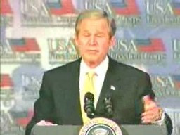 tn george bush quotes Funny Bush Games