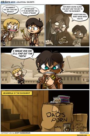 ... Attack on Titan :: eren jaeger :: eren :: comics (funny comics