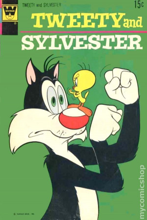 Box Cover For Sylvester And