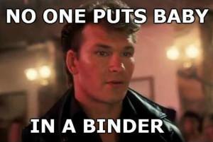 What Are Mitt Romney's Binders Full of Women?