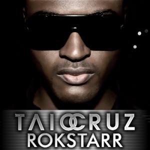 Taio Cruz Rokstarr Front...