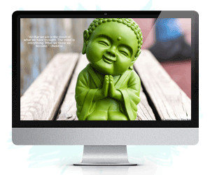 free download buddha desktop wallpaper