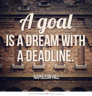 Motivational Quotes Dream Quotes Goal Quotes Napoleon Hill Quotes