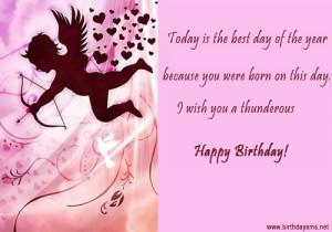 Birthday SMS, birthday wishes, birthday messages Birthday SMS ...