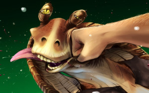 10 Times Jar Jar Binks Opened His Mouth And Ruined 'Star Wars: Episode ...