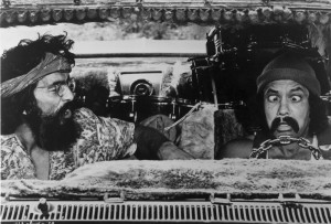 CHEECH AND CHONG UP IN SMOKE comedy humor marijuana weed 420 t ...