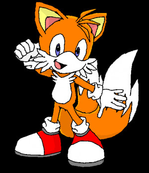 Tails! by quotegamer
