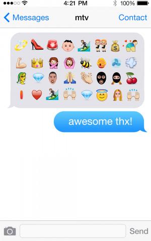 Instagram Emoji Posts You can tweet, instagram,