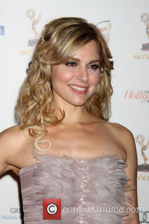Picture Cara Buono And Emmy Awards Photo Contactmusic
