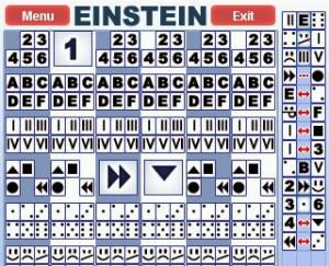 Einstein for PalmOS