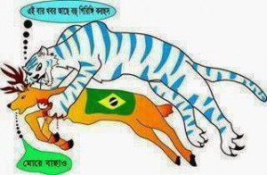Most funny Bangla FB comment photo - FIFA Cup 2014 Funny Comment ...